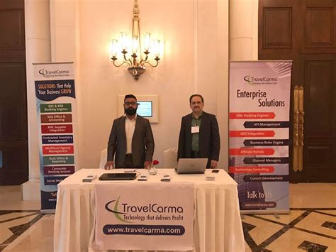 travelcarma exhibiting  sponsoring  travel