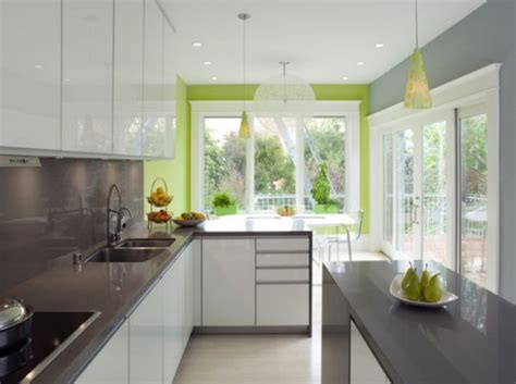 green and white kitchen ideas 5 beautiful color schemes suitable for the kitchen