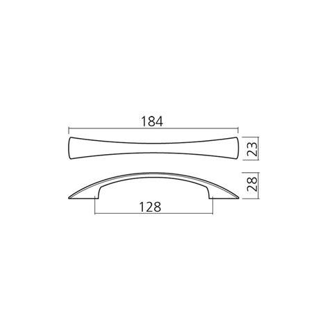 poignee cuisine entraxe 128 poign 233 e de meuble style inox bross 233 entraxe 128 mm