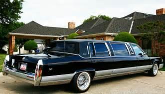 Brougham Cadillac Cadillac Brougham Limousine Motoburg
