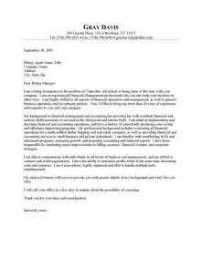 Office Controller Cover Letter by Controller Cover Letter Resume Cover Letter