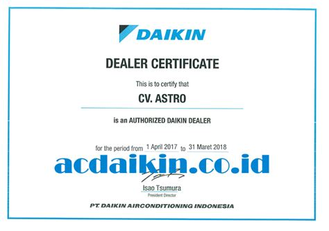 Ac Daikin Di Surabaya dealer resmi ac daikin surabaya ac daikin