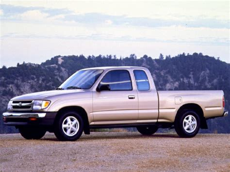 90s Toyota Tacoma by 1999 Toyota Tacoma Reviews Specs And Prices Cars