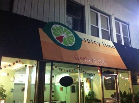 Pizza Garden Bedford by Spicy Lime New Bedford Menu Prices Restaurant