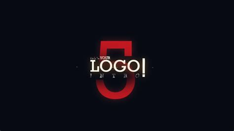 tutorial intro after effects logo logo intro by gimho videohive