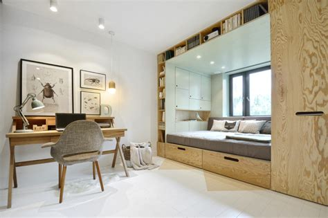 built in storage for bedrooms this teenager s bedroom has a built in bed and storage for almost everything