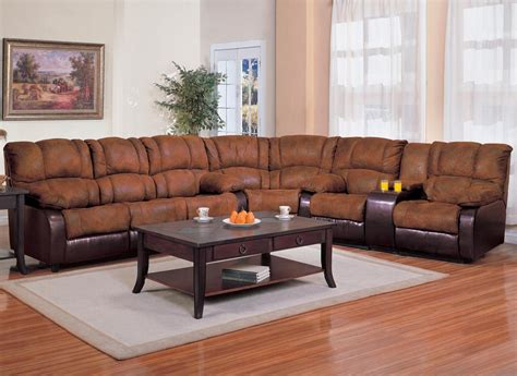Reclining Sectional Sofa With Sleeper Sectional Sofa With Recliner And Sleeper Cleanupflorida
