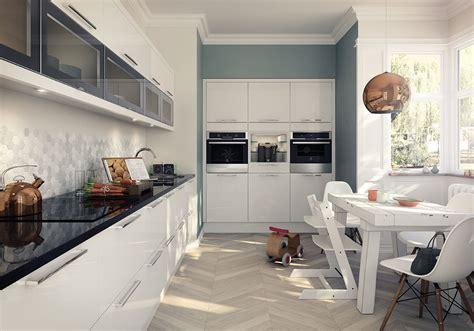 Plastik Laminating Ktp Laminating T1310 6 studio white kitchen units cabinets magnet kitchens