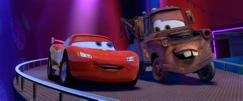 cars characters mater mater and lightning mcqueen cars 2 character wallpaper
