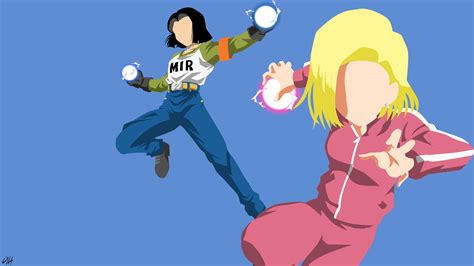 dragon ball z wallpaper android download android 18 wallpapers wallpaper cave