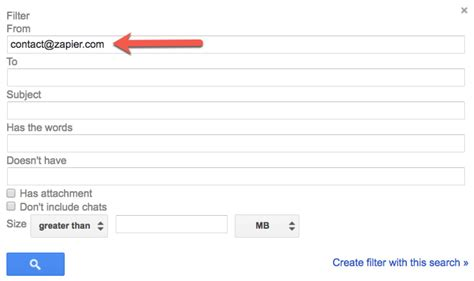 organize  inbox    gmail filters
