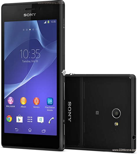 Hp Sony Xperia M2 Dual sony xperia m2 dual pictures official photos