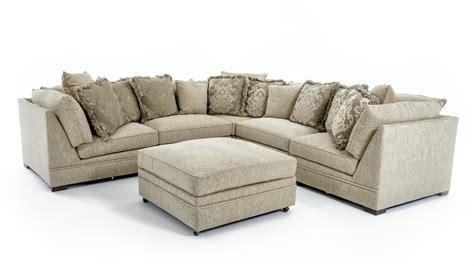 Huntington House Sectional by Huntington House 7100 Five Corner Sectional Sofa