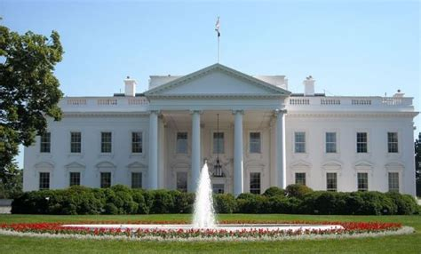 white house contact how to contact the white house with a message or gift