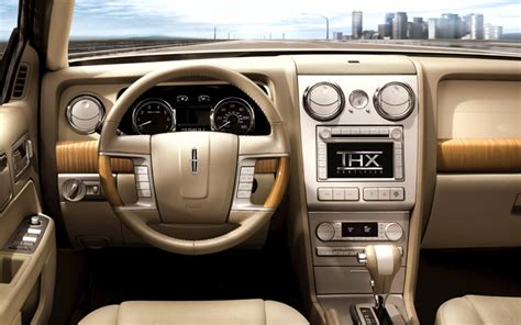 electric and cars manual 2006 lincoln zephyr interior lighting 2010 lincoln mkz comparison photo gallery motor trend