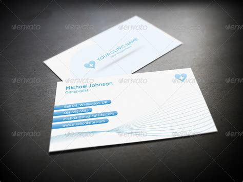 health care business card templates 25 business card templates free premium