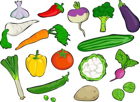 vegetable clip clipart smorgasboard of vegetables