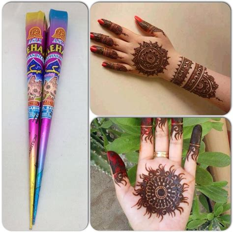 henna tattoo purchase henna mehak mehndi cone kit cone pen handmade fresh