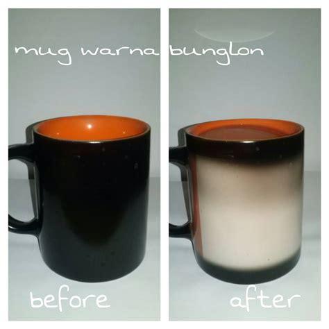 Gelas Ajaib Led mug unik dan ajaib bisa berubah warna harga jual