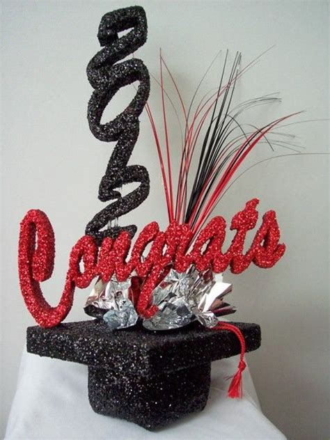 centerpieces for graduation high school 17 best ideas about graduation centerpiece on