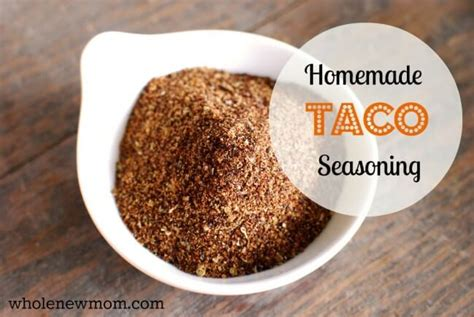 taco seasoning recipe whole new
