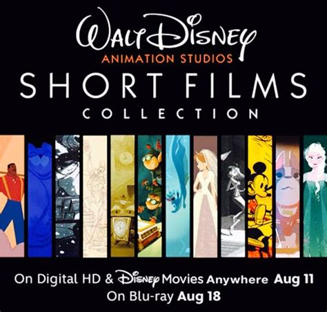 film disney animation walt disney animation studios short film collection
