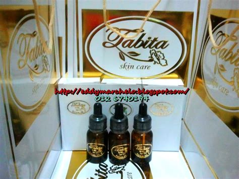 Serum Gold Tabita ed care collection tabita skin care product