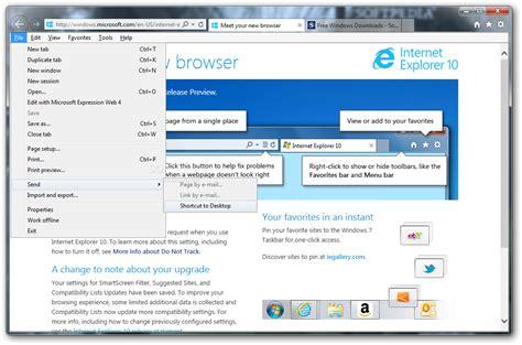 internet explorer 10 internet explorer 10 for windows 7 bugs already found