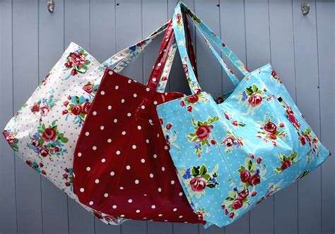 Retro Oilcloth Purse By All Pop by Vintage Inspired Oilcloth Weekend Bag By Lammie Co