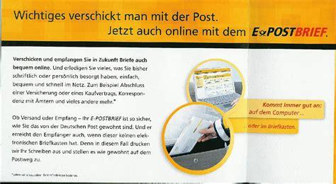 Postwurfsendung An Alle Haushalte 2300 by Philaseiten De Deutsche Post E Postbrief