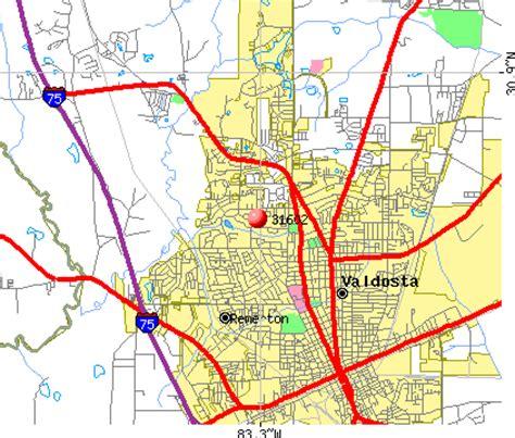 Zip Code Map Valdosta Ga | valdosta ga zip code map zip code map