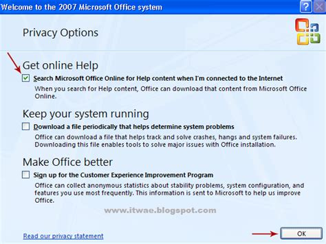Microsoft Office 2007 Bajakan it wae cara install microsoft office 2007 version informasi teknologi