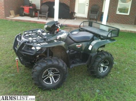 big wheel kit for 2005 suzuki king quad 700 armslist for sale 2005 suzuki king quad 700