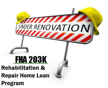 the woodlands fha 203k mortgage loans l fha 203k