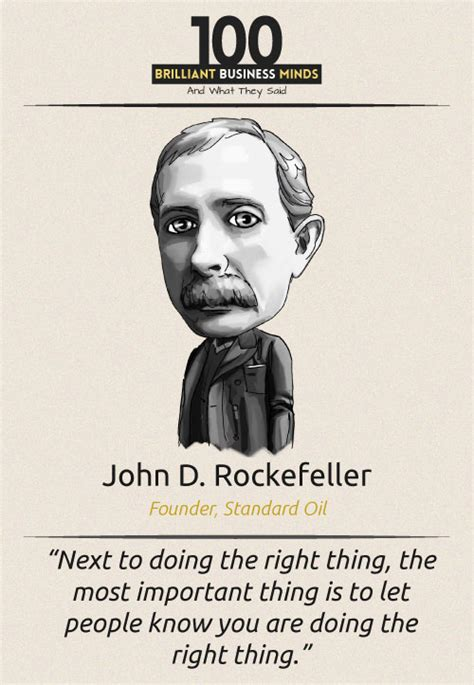 d rockefeller quotes 100 inspirational quotes from business professionals