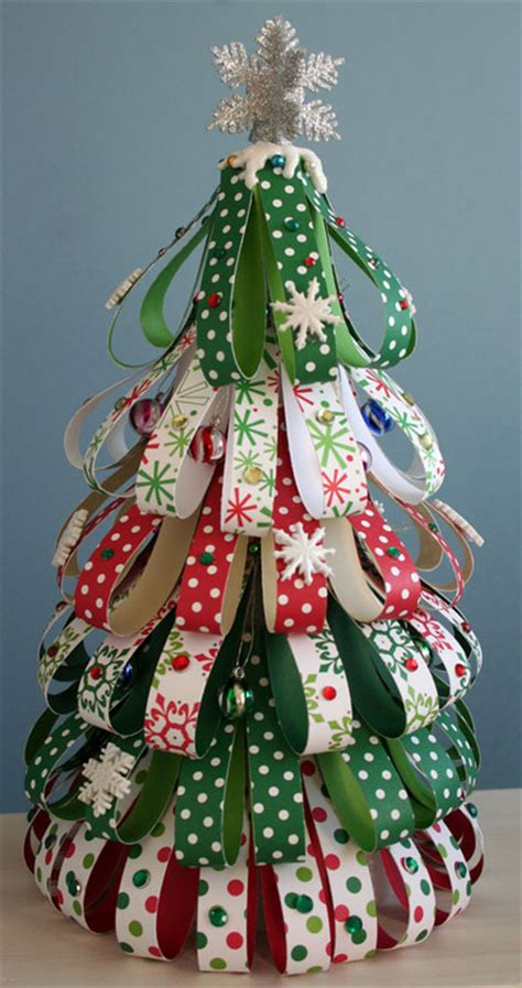 paper christmas treecraft cone tree ideas crafting in the