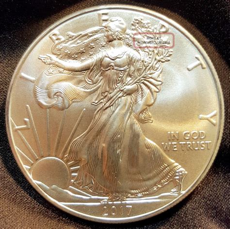 1 oz silver one dollar 2017 2017 silver american eagle 1 oz coin 999 silver
