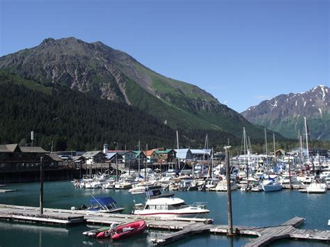 small boat alaska seward alaska photo album