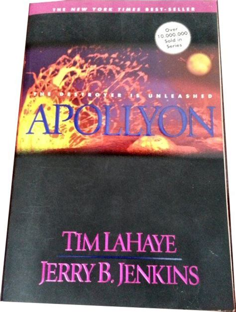 apollyon the destroyer unleashed religious inspirational