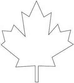 Canada Maple Leaf Outline by Canadian Maple Leaf