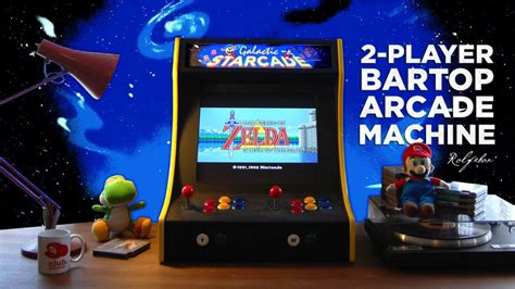 Best Item Kaos Back To The Future Zero X Store 1 make a two player bartop arcade machine piday