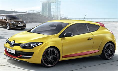 renault megane 2014 rs renault reveals 2014 megane facelift lineup hatch coupe
