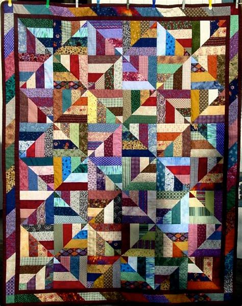 free printable strip quilt patterns creative ideas for you twenty six free scrappy quilt patterns