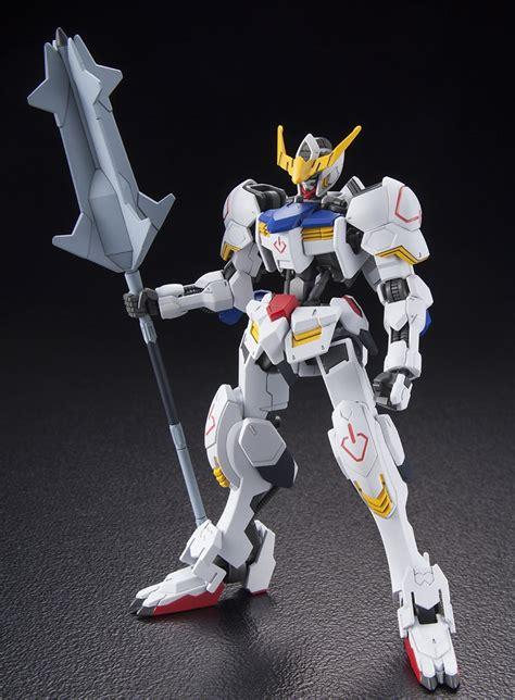 Bandai Hg Gundam Barbatos Lupus Clear Ver gundam barbatos hg 1 144