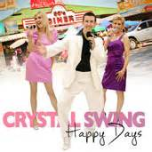 crystal swing happy days crystal swing recordings