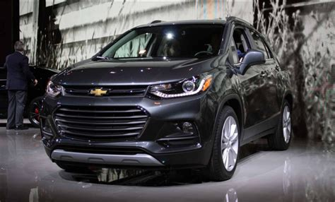 All New Chevrolet Trax 2020 by 2020 Chevrolet Trax Specifications And Price 2019 2020
