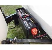 RVNet Open Roads Forum Travel Trailers Battery Box