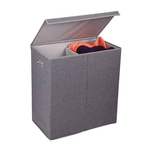 laundry sorter with lid grey collapsible laundry sorter with lid 5622 39 99