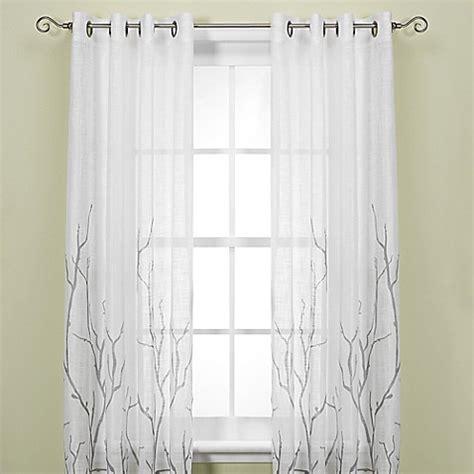 alton drapes alton print grommet window curtain panels bed bath beyond
