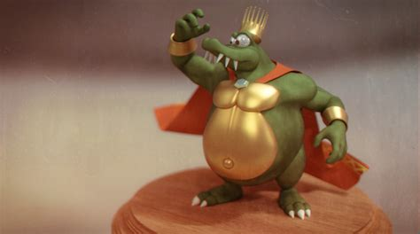 king k rool figure it pisses me that they discontinued king k rool ign